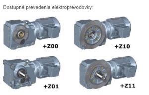 prevedenie elektroprevodoviek
